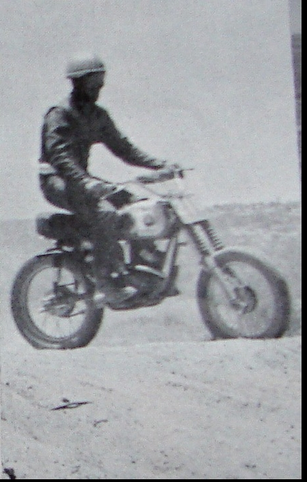 LARRY TAYLOR 4TH OVERALL TRAIL  SIDEHACK HS 1967