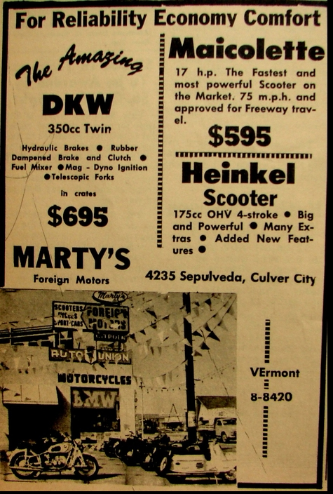 MARTY'S 1959