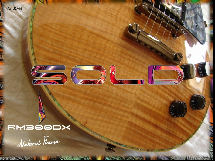 RM300DX Natural Flame #J-6-1298
