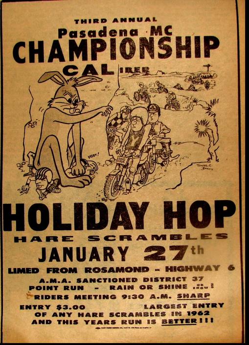PMC'S HOLIDAY HOP 1963