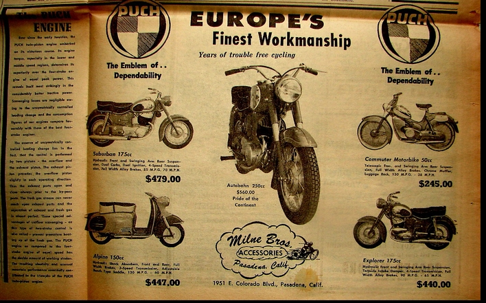 PUCH 1960
