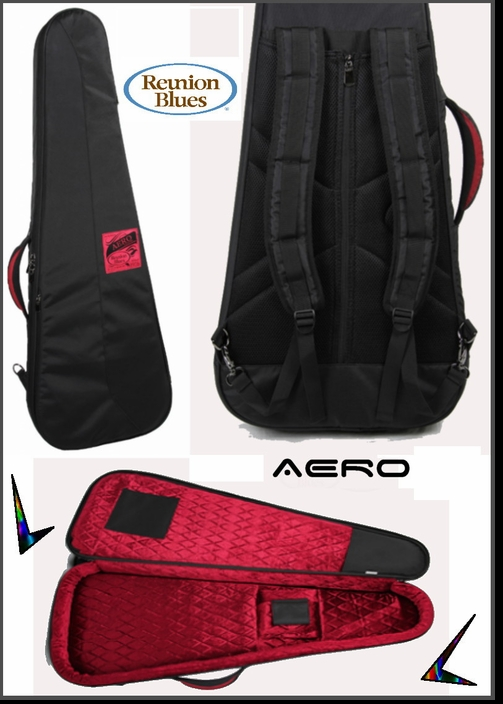 REUNION BLUES AERO ELECTRIC GUITAR CASE