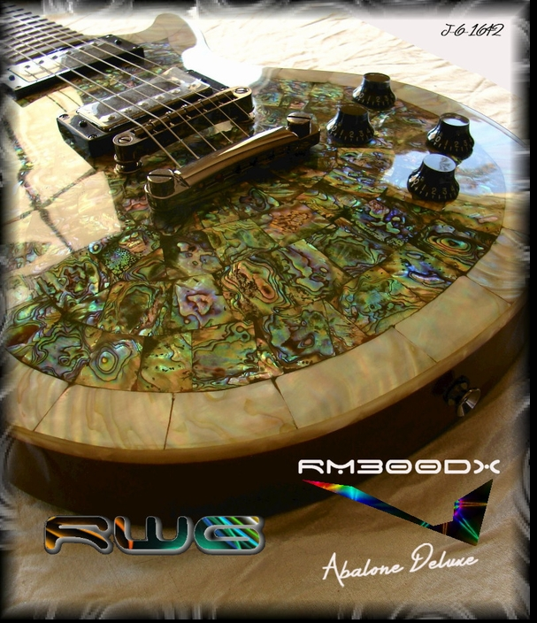 RM300DX Abalone Deluxe #J-6-1642