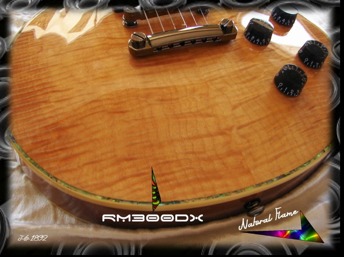 RM300DX Natural Flame #J-6-1832