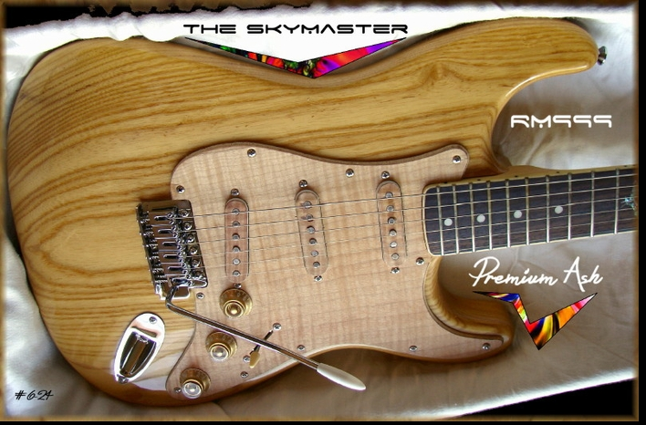RM999 Ash The SkyMaster High Gloss #6-24
