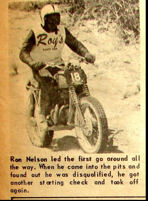 RONNIE NELSON FOOTHILL HAWKS HS 1963