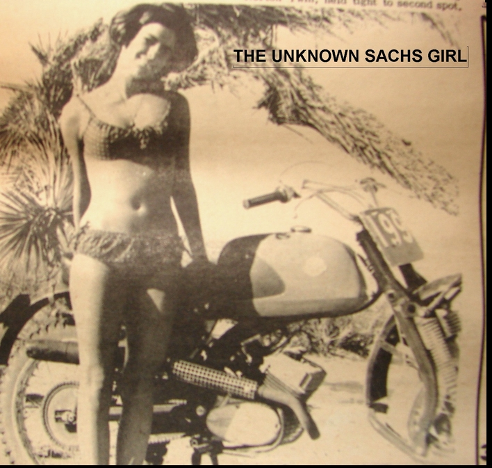 THE UNKNOWN SACHS GIRL