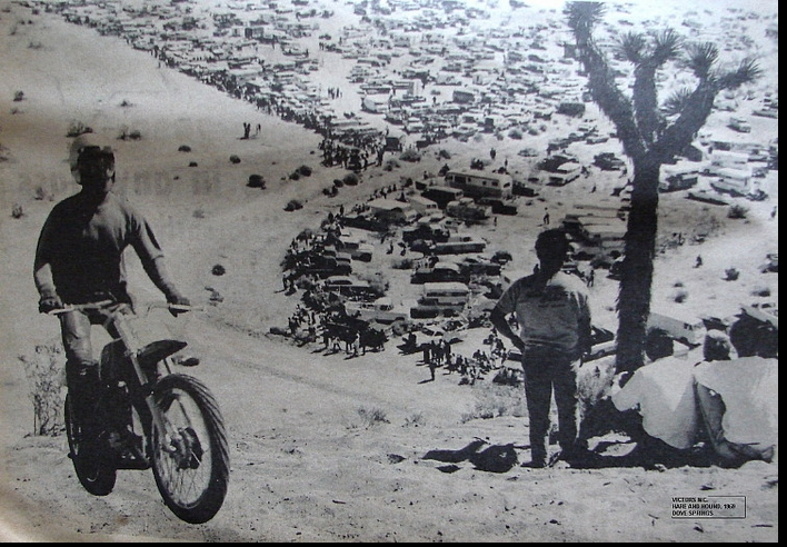 VICTORS MC HARE AND HOUND DOVE SPRINGS 1969