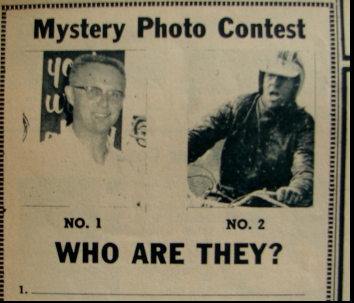 WHO ARE THEY? 1959