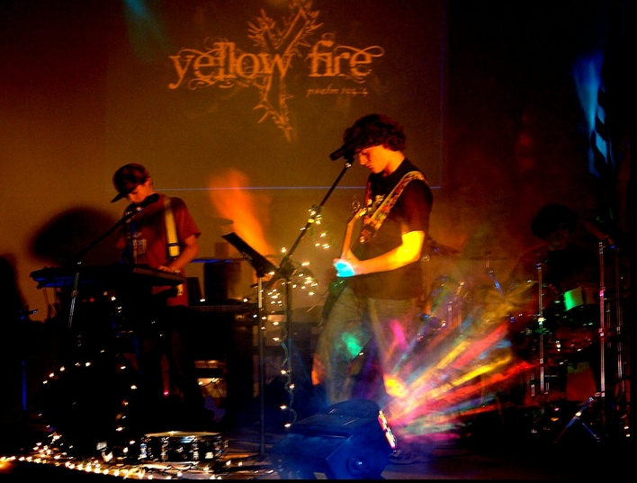Yellow Fire