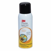 3M Photo Mount Spray  16oz