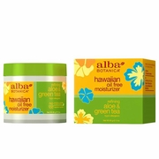 Alba Botanica Hawaiian Skin Care Aloe & Green Tea Oil-Free Moisturizer 3 fl. oz.