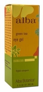 Alba Botanica Hawaiian Skin Care Green Tea Eye Gel 1 fl. oz.