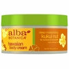 Alba Botanica Hawaiian Spa Treatments Kukui Nut Body Cream 6.5 fl. oz.