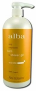 Alba Botanica Very Emollient Bath & Shower Gels Island Citrus 32 fl. oz.