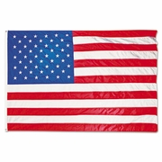 All-Weather Outdoor U.S. Flag, Heavyweight Nylon, 4 ft. x 6 ft.