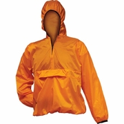 All-Weather™ Pull-Over Rain Jacket  Orange