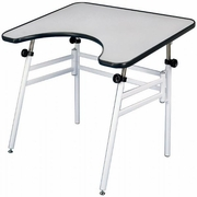 Alvin ® REFLEX Foldaway Table 30 x 40