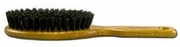 Ambassador Pure Natural Bristle Oval Dark Wood  #5290