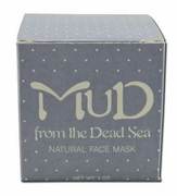 Ancient Secrets Dead Sea Mud Masque  3oz. Jar