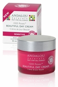 Andalou Naturals 1000 Roses Beautiful Day Cream 1.7 oz. Skin Care