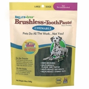 Ark Naturals Breath-Less Dental Products 18 oz. Chewable Brushless-Toothpastes  for  Large Dogs
