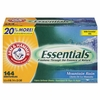 Arm & Hammer Essentials Dryer Sheets Mountain Rain