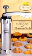 Marcato Atlas Deluxe Biscuit Maker Cookie Press