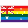 Australian Gay Pride Flag 3 x 5