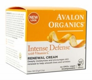 Avalon Organics Vitamin C Renewal Facial Creme 2oz