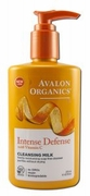 Avalon Organics Vitamin C Skin Care Hydrating Cleansing Milk 8.5oz