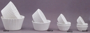 Baking Cups Plain Paper  Mini Muffin Size  75/pkg