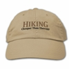 Ball Cap, Hiking Cheaper Than Therapy