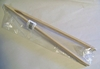 "Bamboo Toaster Tongs 12"" long"