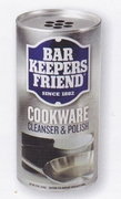 Bar Keepers Friend Cookware Cleaner and Polish 12oz.