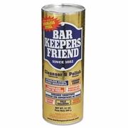 Bar Keepers Friend® Powdered Cleanser & Polish  21oz can