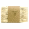 "Baudelaire Sisal Wash Cloth 11 1/2"" x 11 1/2"""