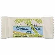 Beach Mist Hotel Bar Soap 3/4oz size. 1000/cs