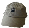 Bear Paw Cap  Khaki or Black