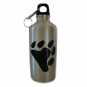 Bear Pride Water Bottle  Bear Paw