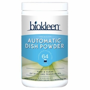 biokleen Automatic Dishwasher  Powder   Free & Clear 2 lb