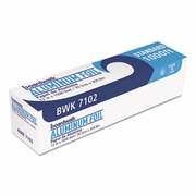 "Boardwalk Aluminum Foil 12"" x 1000ft Roll  Standard Strength"