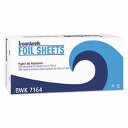 Boardwalk Aluminum Foil Sheets  12 x 10.75 in Pop-Up Box