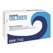 Boardwalk Aluminum Foil Sheets 9 x 10.75 in Pop-Up Box