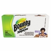 Bounty� Quilted Napkins, 1-Ply, 12.1 x 12, White, 100/Pack,