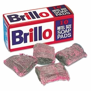 Brillo Steel Wool Soap Pads (Hotel Size)