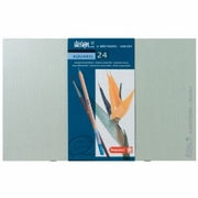Bruynzeel® Design®  Aquarel Watercolor Pencil 24-Set
