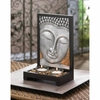 Buddha Plaque Tea Light Candleholder