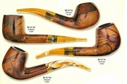 Butz-Choquin Tobacco Pipe  Brumaire  Brown