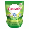 Cascade ® ActionPacs, Fresh Scent, Blue, 12.7 oz Reclosable Bag, 20/Bag